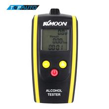 Brand New KKmoon LCD ScreenPortable Digital Alcohol Tester Meter Alcohol Content Detector High Sensitivity Breathalyzer