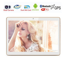 "DHL Free 10.1 inch 3G 4G LTE Tablet pcs Quad Core 2G RAM 32GB ROM Dual SIM Cards 5.0M 1920*1200 IPS 3G Phone Call 10"" Phablet"
