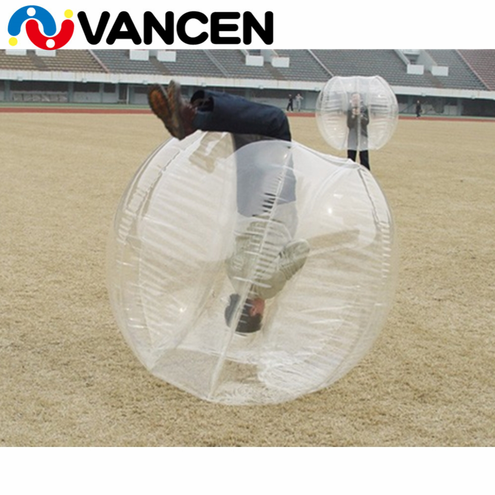 inflatable bubble soccer ball01