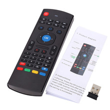 2.4GHz Fly Air Mouse Keyboard Wireless Remote Controller Mini Keyboard for Android TV box mini PC Smart TV HTPC