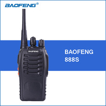 Baofeng 888S Portable Walkie Talkie BF-888S UHF 400-470MHZ Two-Way Radio Walkie Talkies Baofeng BF 888S Ham Radio Communicator(China)