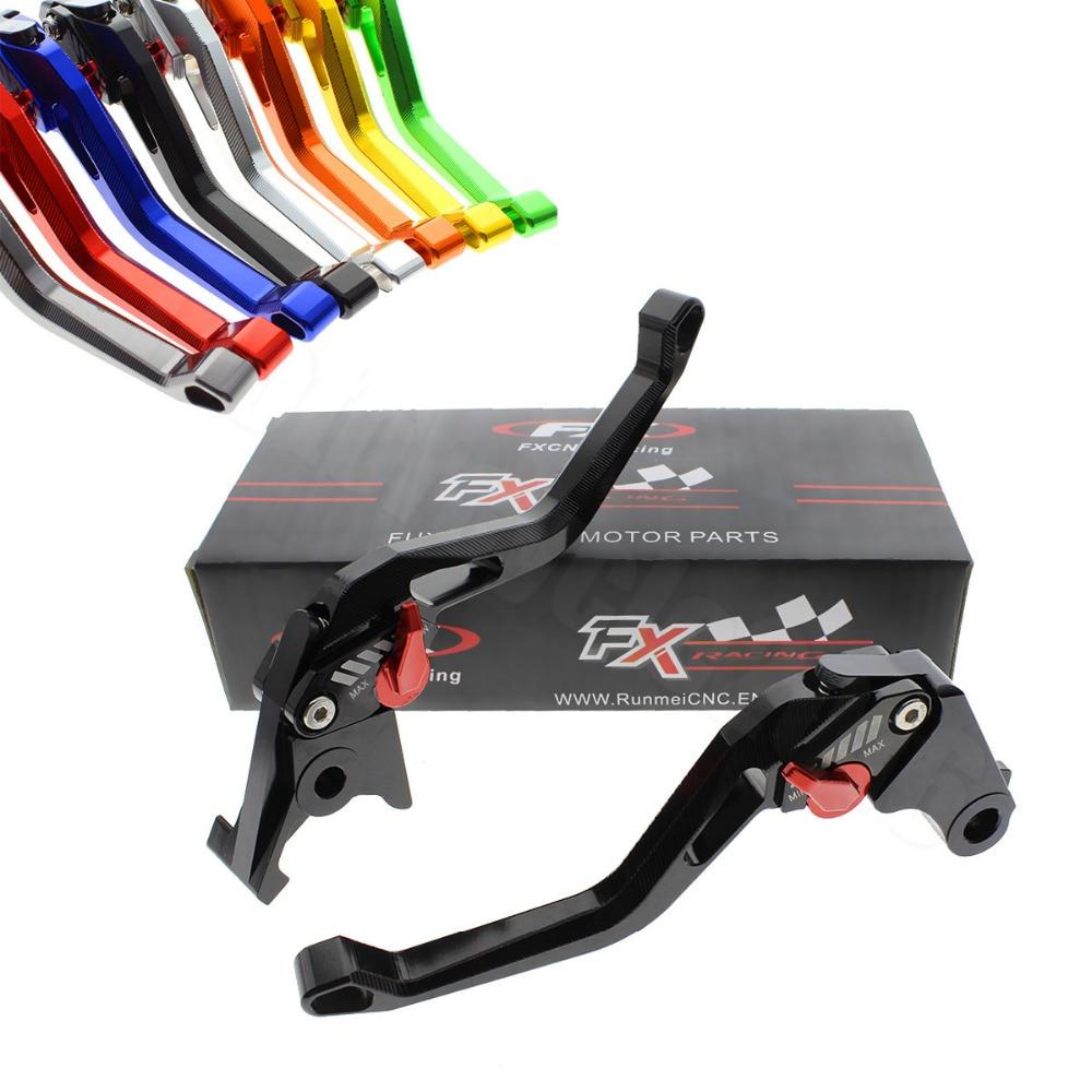 FXCNC 3D New Rhombus Motorcycle Adjustable Brake Clutch Levers For Suzuki DL650 V-STROM 2011-2012 Motorcycles Brake Clutch Lever<br>