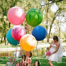 18inch Latex Balloons Giant Round Balloon for Wedding Valentine Birthday Party 8g/pcs Biger Balls kids Toys Gifts Balony Globos