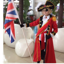 England Britain the Axis Powers Hetalia Arthur Kirkland cosplay costume Pirate Gorgeous clothing