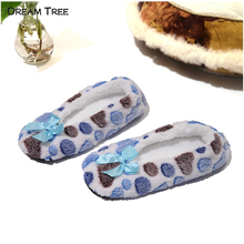 Dream Tree Custom Grip Anti Slip Nylon And Cotton Socks Women Good Quality Very Cheap Bulk Indoor Fuzzy Slipper Socks One Size(China)