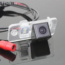 Lyudmila For Audi A4 S4 RS4 2001~2008 / Car Parking Camera / Rear View Camera / HD CCD Night Vision / Back up Reverse Camera(China)