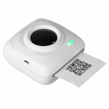 Printer Portable Bluetooth 4.0 POS Thermal Photo Printer Phone Wireless Connection Printer 1000mAh Lithium-ion Batter(China)
