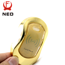 NED Smart RFID Digital Lock Sauna Locks For Spa Swimming Pool Gym Electronic Cabinet Lock Lockers Lock With Master Key