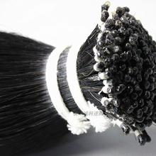 500 g black Horse Hair Horse Tail Hair Violin Bow Hair 80-85 cm