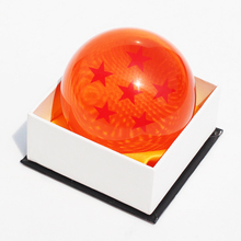 Dragonball Dragon ball Z star crystal ball Figure Doll Toys One Piece Large Big Size DIN:3.0 Inch(7CM) retail Box package