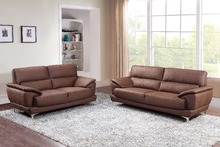 Popular Modern living room furniture sectional sofa set in high quality fabric 1522(China)