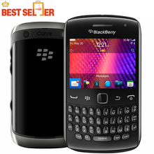 100% Original Unlocked Blackberry 9360 Cellphone GPS 3G Wifi NFC 5Mp Camera Mobile Phones With QWERTY Keyboard(China)