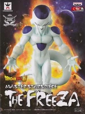 Dragon Ball Z MASTER STARS PIECE MSP Freeza Figure DBZ<br>