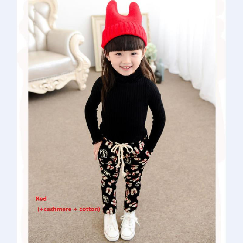 2015 New fashion warm with velvet pants Kids Clothing Boys Girl Unique Clothes Harem Pants baby Trousers Children wear<br><br>Aliexpress