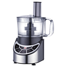 Multi-function kitchen cooking machine commercial blender food mixer 1.2L home food processing machine fruit food processor(China)