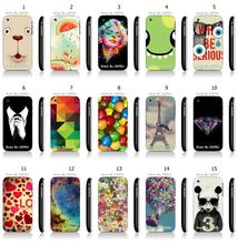 vcustom Mobile Phone Case Hot 1pc Tie Bear Watermelon Hybrid Design Protective White Hard Case For IPHONE 3 3GS