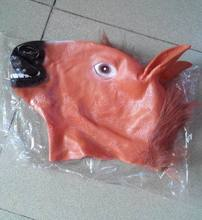 Hot Selling Creepy Horse Head Mask Halloween / Christmas Costume Theater Prop Novelty Evade glue Mask
