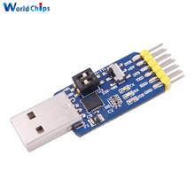 USB CP2102 to TTL RS232 USB TTL to RS485 Mutual Convert 6 in 1 Convert Module(China)