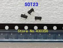 Free shipping  100pcs  BZX84C3V3  SOT23  3V3  BZX84C3V3LT1G   3V3   Zener diode