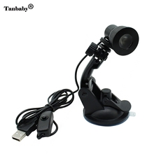 Tanbaby Hot Sale 1Pcs 3W Flexible Adjustable LED USB Book Reading Light Lamp For Notebook Laptop PC Computer(China)