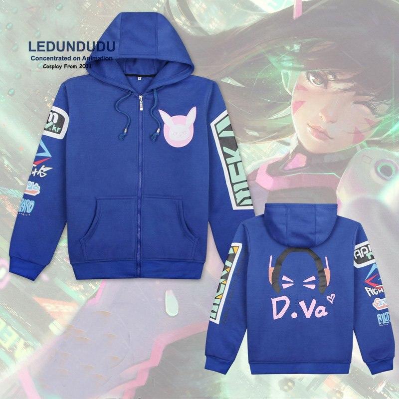Umaru-chan Doma Umaru Coat Unisex Hoodie Jacket Thicken Zipper Anime Himouto