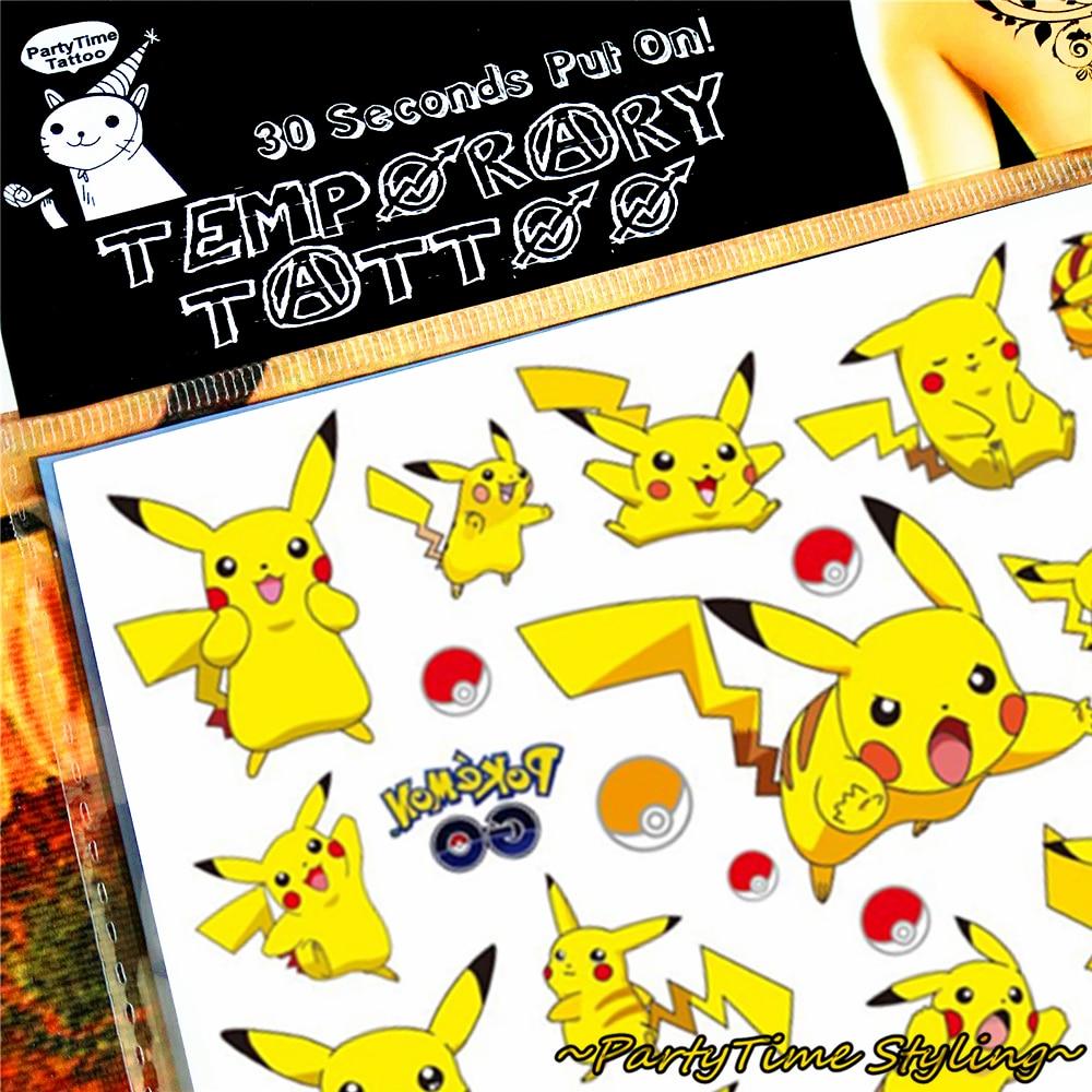 M-theory Cartoon Temporary Makeup Tattoos Sticker Toys Henna Tatuagem Tatto Body Art Flash Tatoos Sticker Toys Decoration Decals