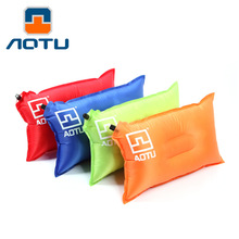 Automatic Inflatable Pillow Outdoor Camping Pillow Ultralight Self-inflating Travel Pillow