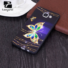 TAOYUNXI Phone Case Cover For Samsung Galaxy A3 A5 2017 2016 Bag A310 A3100 A320 A3200 A5+ A510 A5100 A520 Silicone Matte Covers