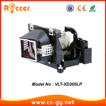 OEM China Cheap High Quality Projector Lamps VLT-XD205LP for MITSUBISHI FL6900U/FL7000/FL7000U/HD8000/WL6700U/XL6500/XL6600(China)