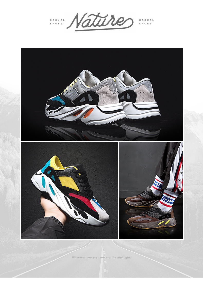 Unseix Air 700 running shoes mens outdoor athletic sport jogging elastic zapatos de mujer comfortable running sneakers 78 Online shopping Bangladesh