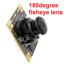 2MP H.264 30fps usb camera module wide angle 180 degree fisheye AR0330 38*38mm mini camera module 1080P