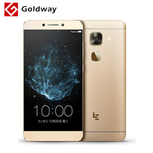 "Original Letv LeEco Le S3 X622 MTK Helio X20 Deca Core 2.3Ghz Mobile Phone 3GB RAM 32GB 5.5"" FHD 16MP Camera Fingerprint ID"