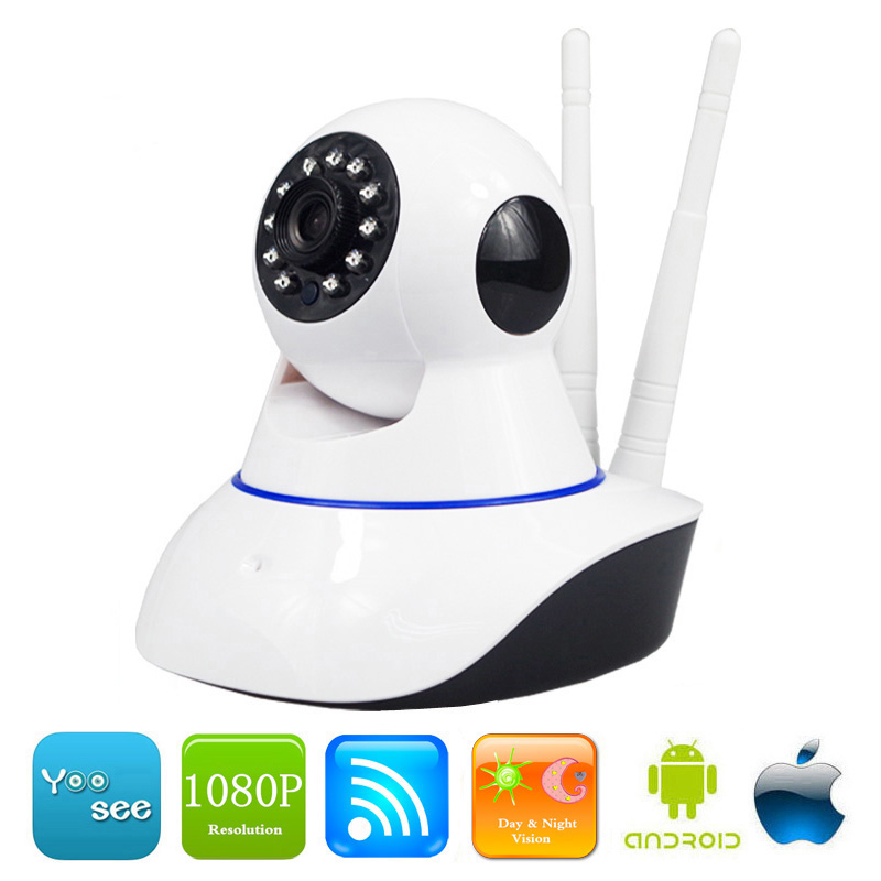 MSeeAD 1080P IP Camera Wireless Home Security IP Camera Surveillance Camera Wifi Night Vision CCTV Camera Baby Monitor 1920*1080<br>