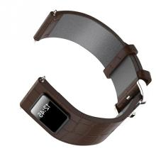 Watch Wrap New Leather Genuine Leather Wristband with Frame for H1 Smart Watch Large Small Anti-lost(China)
