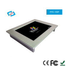 2018 New Arrival 15 inch Industrial Panel PC Touch Screen Dual Core Processor Cheap Price(China)