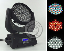 4 pieces LED Moving Head Wash Light LED Wash 108x3W RGBW Color DMX Stage Moving Heads Wash