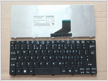For Acer Aspire One D255 D260 D257 D255E D257E D270 AO521 521 533 532G 532H AO532 AO532H ZE6 ZH9 UK Laptop Keyboard