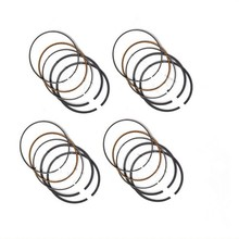 4Pcs Motorcycle Engine Parts STD Bore Size 56mm Piston Ring For Suzuki GSF400 Bandit 400 GSF 400 NEW(China)
