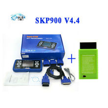 2017 HOT! Super OBD SKP-900 Key Programmer Hand-held OBD2 SKP900 Auto Key Programmer v4.5 with DHL Free Shipping T-oy-ato G Chip(China)