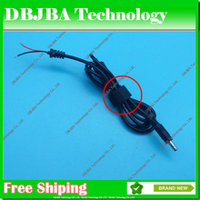 10PCS 4.8*1.7mm / 4.8x1.7mm Bullet shape DC Power Charger Plug Cable Connector for HP Laptop adapter(China)