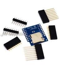 Micro SD Shield WeMos D1 mini TF WiFi ESP8266 Compatible - FYD Open Source Hardware store