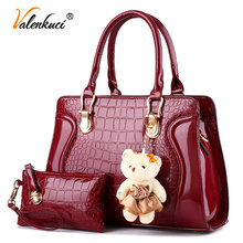 Valenkuci designer handbag high qulilty fashion women handbag top-handle bag vintage tote bags women crossbody bag ladies SD-617