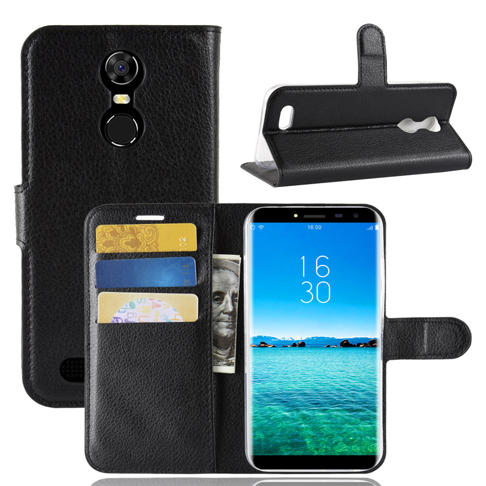 ASTUBIA Phone Case For Oukitel C8 Case Flip Silicone PU Leather Coque Cover For Oukitel C8 Cover Funda For Oukitel C8 5.5' Case (China)