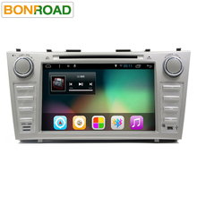 NEW 2Din Android6.0.1 Car DVD Player Camry 2006-2011 GPS Navigation Radio Central Multimedia WIFI Touch Screen Bluetooth CD FM*