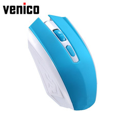 VENICO Digital 2.4G Wireless Mouse Mice Super Slim Mouse For Computer PC Laptop Drop Shipping(China)