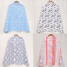 Cotton Nursing Cover Multi-function Feeding Nursing Cover Mother Baby Kids Outdoors Feeding Breast Clothes Breathable