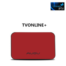 AVOV TVOnline+ Android tv Box With Life free Dream IPTV free Eternally best Support XXX S*x P*rn Channel