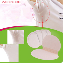 30pcs 15pairs Disposable Bendable Deodorants Underarm Sweat Guard Pad Armpit Sheet Liner Dress Clothing Shield