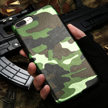 KISSCASE Cool Army Case For iPhone 7 6 6s Plus 5 5s SE Ultra Thin Camouflage Cover For iPhone 6 6s 7 Plus 5 Military Case Coque