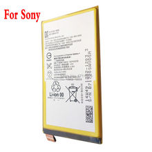 2600mAh LIS1561ERPC Battery For SONY Xperia Z3 mini Compact Z3c M55W D5833 D5803 SO-02G Batterij Free Shipping + Tracking Code
